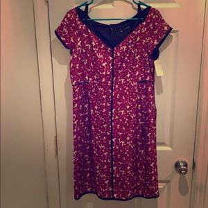 Marc Jacobs Vintage Paisley Dress